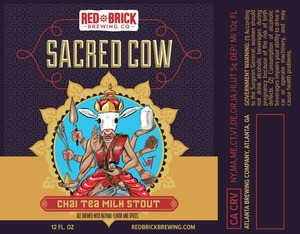Red Brick Sacred Cow