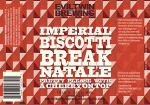 Evil Twin Brewing Imperial Biscotti Break Natale Pretty Pl