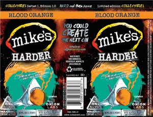 Mike's Harder Blood Orange