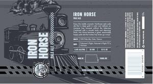 Fargo Brewing Company Iron Horse