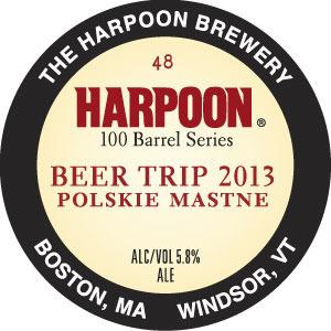 Harpoon Beer Trip 2013