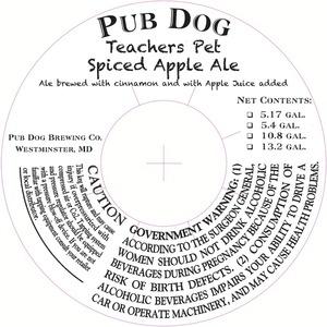 Pub Dog Teachers Pet