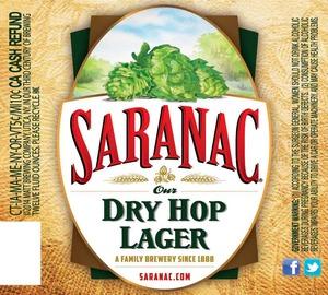 Saranac Dry Hop