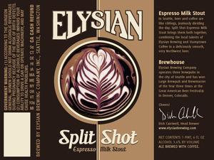 Elysian Brewing Company Split Shot