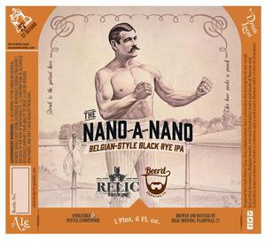 Relic Brewing Nano A Nano