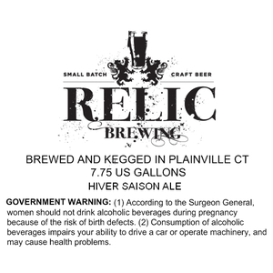 Relic Brewing Hiver