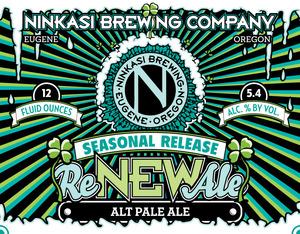 Ninkasi Brewing Company Renewale