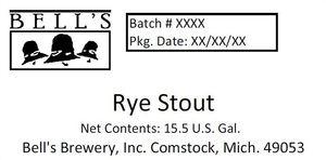 Bell's Rye