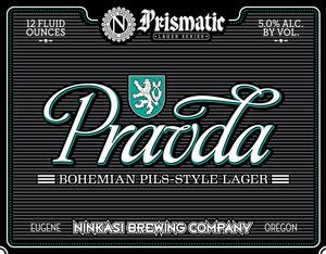 Ninkasi Brewing Company Pravda
