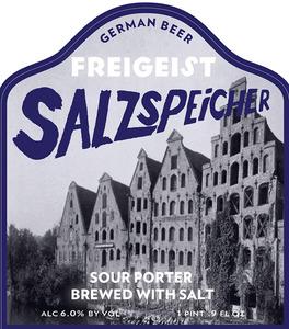 Freigeist Salzspeicher