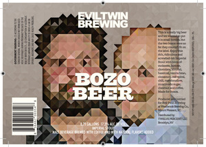 Evil Twin Brewing Bozo Beer