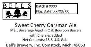 Bell's Sweet Cherry Oarsman Ale
