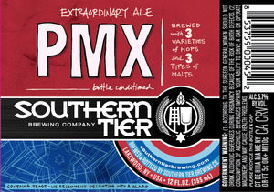 Southern Tier Brewing Company Pmx