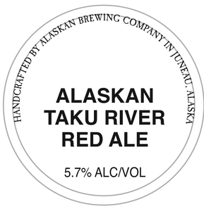 Alaskan Taku River Red November 2013