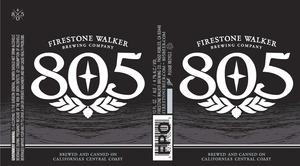 Firestone Walker Brewing Company 805