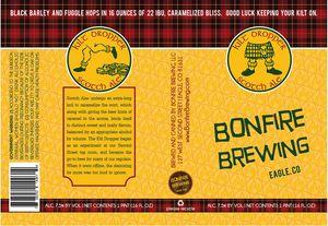 Bonfire Brewing Kilt Dropper October 2013