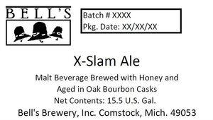 Bell's X-slam Ale