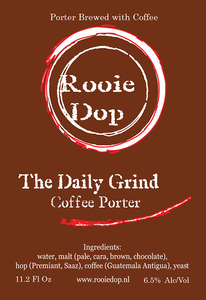 Rooie Dop The Daily Grind