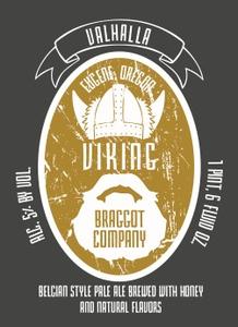 Viking Braggot Company Valhalla