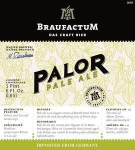 Braufactum Palor