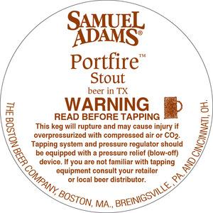 Samuel Adams Portfire