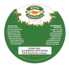 Kona Brewing Co. Monk Seal