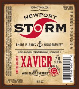 Newport Storm Xavier