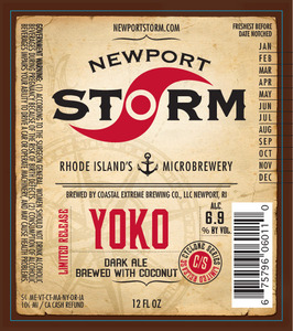 Newport Storm Yoko