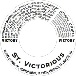 Victory St. Victorious