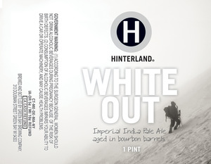 Hinterland White Out