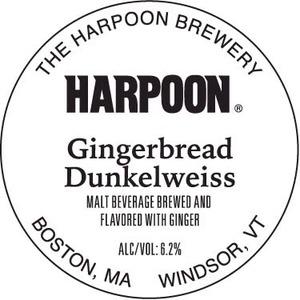 Harpoon Gingerbread Dunkelweiss
