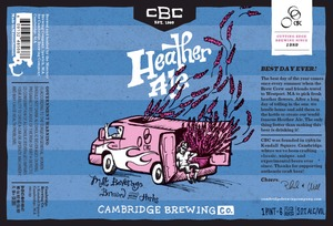 Cambridge Brewing Company Heather