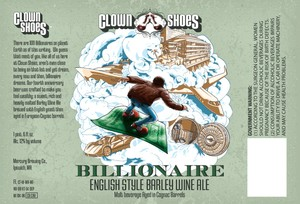 Clown Shoes Billionaire