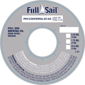 Full Sail Phil's Existential