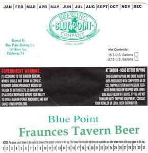 Blue Point Fraunces Tavern
