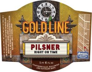 Angel City Gold Line Pilsner