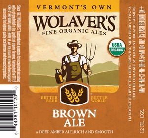 Wolaver's Brown