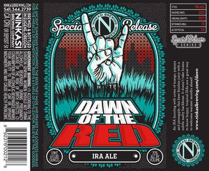 Ninkasi Brewing Company Dawn Of The Red