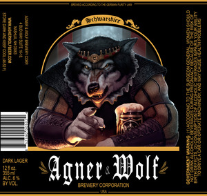 Agner & Wolf Brewery Corporation