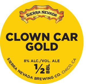 Sierra Nevada Clown Car Gold