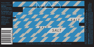 Mad Beer Salt