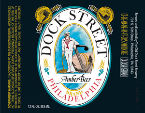 Dock Street Amber