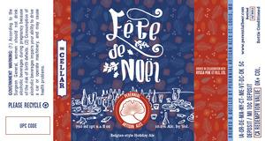 Perennial Artisan Ales Fete De Noel
