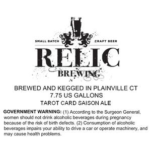 Relic Brewing Tarot Card