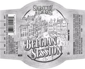 Samuel Adams Belgian Session