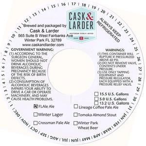 Cask & Larder Flale