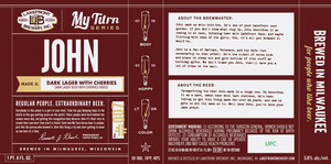 Lakefront Brewery My Turn Series: John