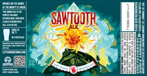 Left Hand Brewing Company Sawtooth