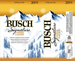 Busch Signature Copper