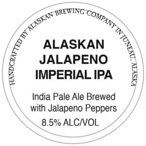 Alaskan Jalapeno Imperial IPA